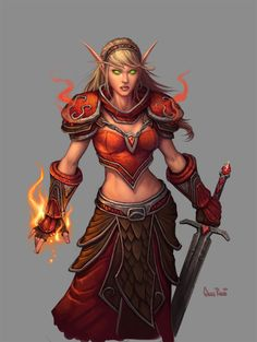 Go to http://wanelo.com/p/5327946/warcraft-blueprint for WOW secrets - World of WarCraft, blood elf pally