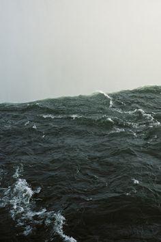the sea, from JJJJound
