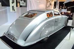1935 Voisin C28 Aerosport prototype (Photo: C.C. Weiss/Gizmag)