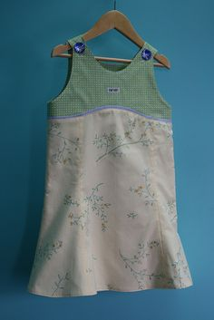 Tea Party dress tutorial