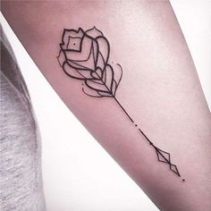 Bildresultat för rose boho tattoo