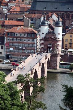 Puente Carlos Teodoro de Heidelberg