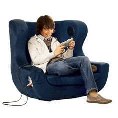 gaming chair - my son would LOVE this!!