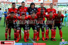 Torneo de Apertura / Temporada 2016-2017 / Domingo, 25 de Septiembre de 2016 / Estadio Corona TSM / Titulares Xolos Tijuana
