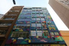 Grafite transforma prédios em obras de arte em Porto Alegre - Pelas Ruas - Porto Alegre: Notícias Locais - Zero Hora