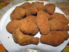 Bucataria tuturor: Aripioare crocante de pui stil KFC 30 Minute Meals, Curry, Cookies, Desserts, Food, Cooking, Salads, Crack Crackers, Tailgate Desserts