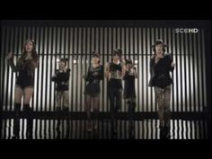 [HD/HQ Music Video] T-ara - Bo Peep Bo Peep, I like this group in Korea :)