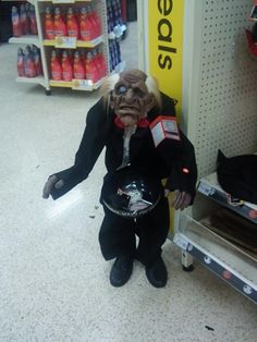 08/10/2014 Made a new friend in wilko today!