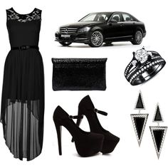 BLACKMetro, created by livelife2the-fullest on Polyvore