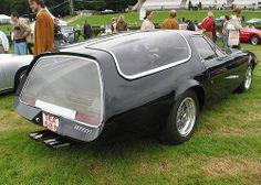 Ferrari 365 GTB Daytona Shooting Brake 1972