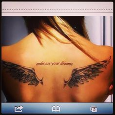 words without the wings?