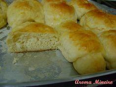 Aroma Mineiro : Pão de Mandioca, Aipim ou Macaxeira