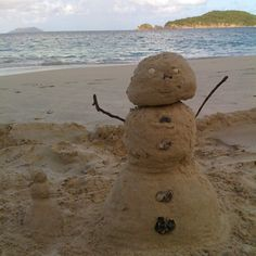 Sandman  St. John, USVI--I'm totally building this guy when I get there!
