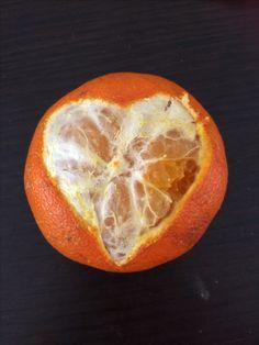 Cuore dì mandarino