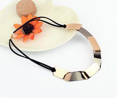 Magic Squares Fashion Necklace from LilyFair Jewelry.