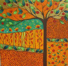 ... jardin magico iii ... by sonia koch as seen at artnowonline.com ...