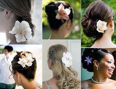 Luxury Wedding Hairstyles With Flowers Wedding Hairstyle With Flowers Models