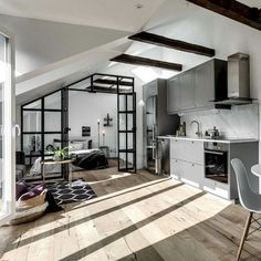 12 Best Small loft apartments images in 2017 | Small apartments ...