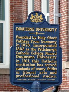 Duquesne University offers test-optional admission to liberal arts applicants