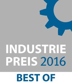 In der Kategorie IT & Softwarelösungen für die Industrie erhält die webbasiertes Online-Verwaltung *Headset-Manager* die Auszeichnung BEST OF Industriepreis 2016