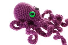 Realistic Octopus crochet pattern PDF by RubySubmarine on Etsy, $6.20