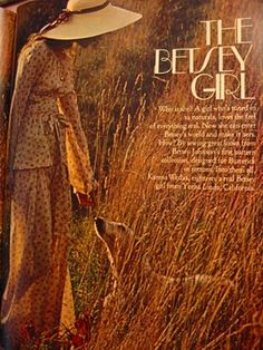gold country girls: Betsey Johnson For Butterick - Part Three Seventies Fashion, 60s And 70s Fashion, Timeless Fashion, Vintage Fashion, Betsey Johnson, Granola Girl, Alley Cat, Seventeen Magazine, Honey Colour