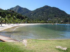 Praia de Itapinhoacanga, Angra dos Reis (RJ)