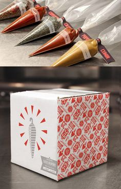 Guerro's Carrots | Daran Brossard. Very cool #packaging concept. I missed this the 1st time it was pinned @Sheila Stewart PD