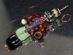 Lampwork Art Beads Sold - Lorraine Dowdle Wearable Art