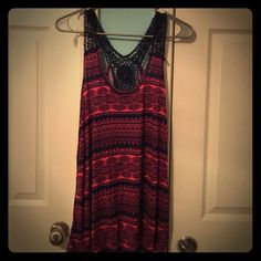 Aztec Tank Top Adorable tank top that will be great for all of your summer adventures! Rue 21 Tops Tank Tops