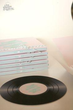 faire-part-mariage-mint-rose-vinyle