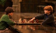 Wizard's Chess - Harry Potter Wiki