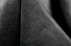Lino Upholstery in Black is a 100% linen Italian drapery with a velvet face. This designer fabric is discounted 75% off the design center price. FabricSeen has it for $40 per yard. Find this linen and more natural fiber fabrics in the InsideSeen Design Blog http://blog.fabricseen.com/natural-fabrics-for-interior-design/