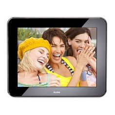 #10: Kodak Pulse 10-Inch Wi-Fi Digital Frame with Custom e-Mail Address for Immediate Sharing.