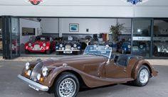 Morgan Plus 8 in Devon, Berrybrook, Morgan Dealer in Exeter, Morgan Car in Devon