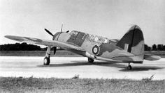 The Brewster Buccaneer SB2A become in the Royal Air Force and Fleet Air Arm the Bermuda .