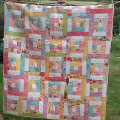 Name: ' Quilting : Jelly Roll Quilt