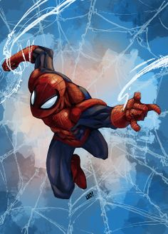 The Amazing Spider-man! by SpideyCreed