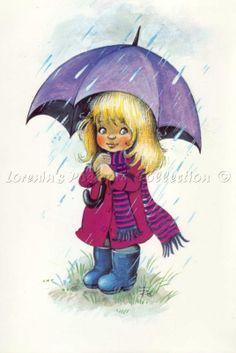 Füzesi Zsuzsa Sarah Kay, Tweety, Dolls, Vintage, Children, Illustration, Hungary, Pictures, Fictional Characters