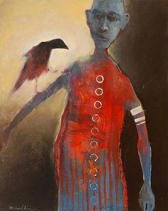 Mel McCuddin | A Race Almost Run | The Art Spirit Gallery