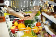 Want to keep your family healthy? There's an app for that. In fact, there are several. | 9 Free Food Apps You Need to Download ASAP