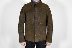 Hammarhead dunderdon Welding jacket Hero