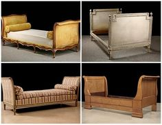 French daybeds