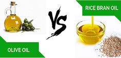 Rice Bran Oil vs Olive Oil: Which is best?