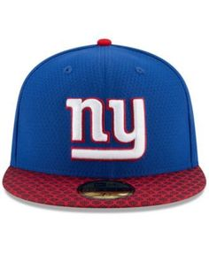 meet e4f01 fe833 New Era New York Giants Sideline 59FIFTY Cap   Reviews - Sports Fan Shop By  Lids - Men - Macy s