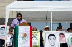#Ayotzinapa: MEMORIA POR UN AÑO DE INJUSTICIAS, EL CONTRA INFORME