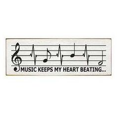 Music Lovers Wall Plaque
