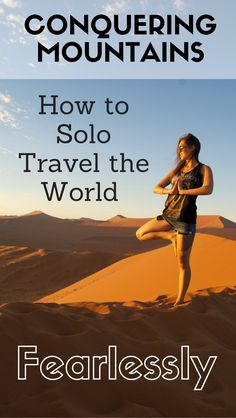The handbook for solo female travel. This book was written by Kristin Addis of Be My Travel Muse who has been traveling all around the world alone for three years. It's full of money-saving, safety, career, confidence building, free traveling, and trip-maximizing tips. It's the perfect, easy go-to resource for solo female travelers!