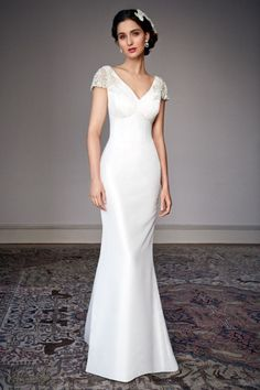 Gorgeous Alan Hannah Wedding Dresses - MODwedding