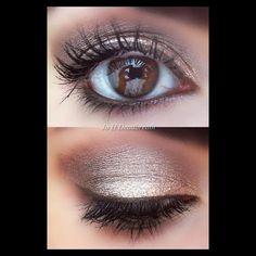10 maquillages pour les yeux bruns vus sur Pinterest - Coup de Pouce